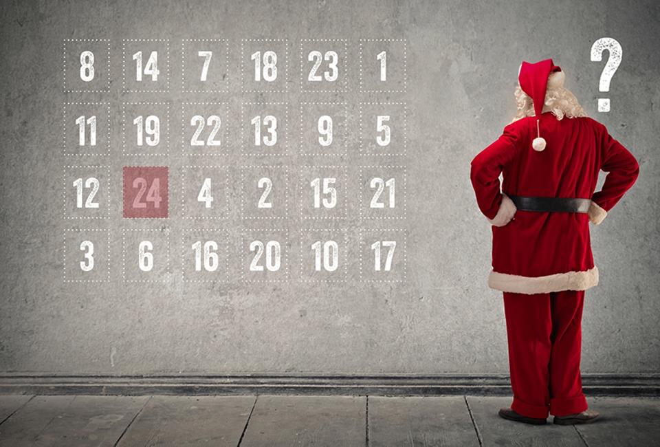 Würth Weihnachtskalender.Adventskalender