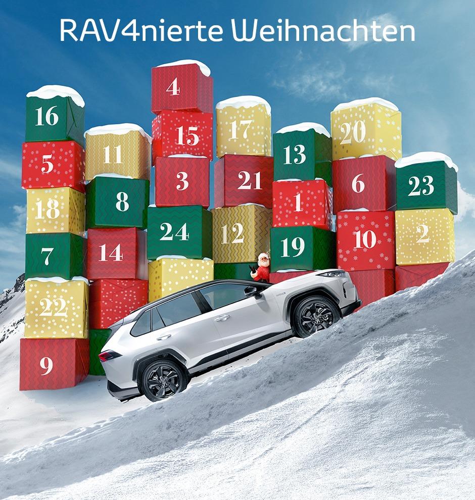 Gewinn Weihnachtskalender.Gewinne Beim Adventskalender 2018 Toyota De